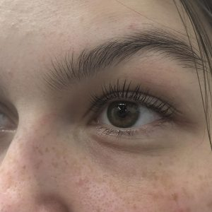 eyelash lift montreal