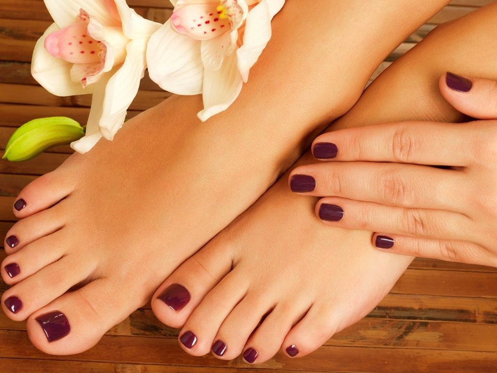 manicure and pedicure montreal