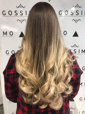 hair highlights montreal